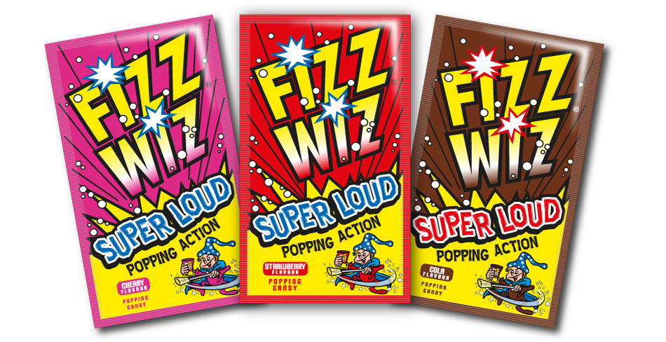 fizz wiz candy unit